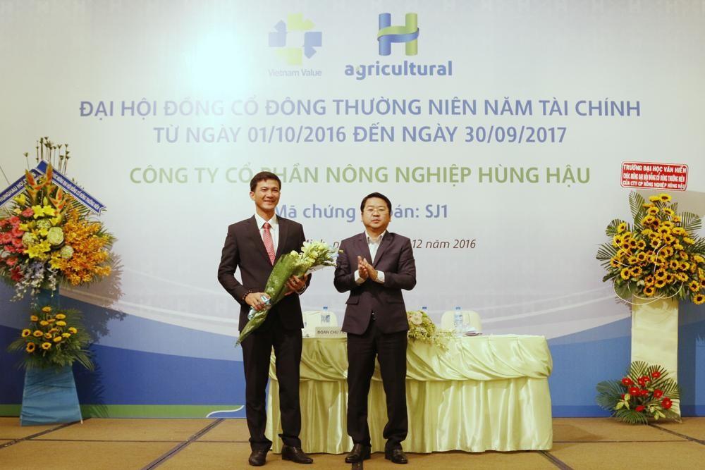 Ông Võ Minh Khang được bổ nhiệm làm thành viên HĐQT nhiệm kỳ 2015-2020